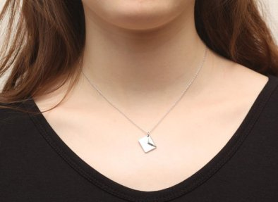 Pen Pal Appreciation Month Necklace